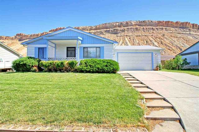 556 Milleman Street, Palisade, CO 81526 (MLS #20213025) :: The Kimbrough Team | RE/MAX 4000