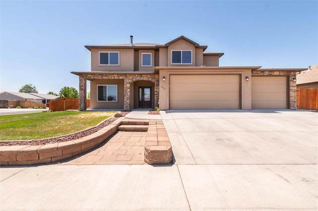 469 Bulla Drive, Grand Junction, CO 81504 (MLS #20213031) :: The Kimbrough Team | RE/MAX 4000