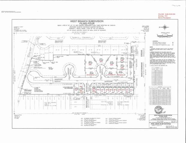 411 A & B Kallen Court, Grand Junction, CO 81504 (MLS #20213032) :: Michelle Ritter