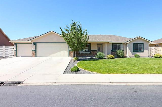2982 Fenwick Lane, Grand Junction, CO 81504 (MLS #20213035) :: The Kimbrough Team | RE/MAX 4000