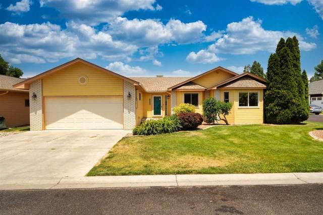 2490 E Harbor Circle, Grand Junction, CO 81505 (MLS #20213042) :: The Joe Reed Team