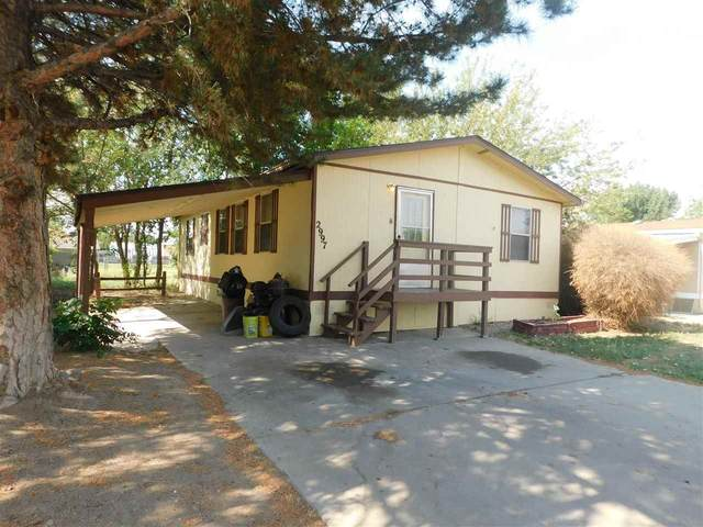 2997 Red Willow Drive, Grand Junction, CO 81504 (MLS #20213047) :: The Kimbrough Team | RE/MAX 4000