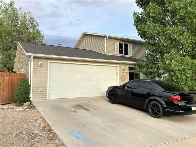 380 Summer Glen Drive, Grand Junction, CO 81501 (MLS #20213056) :: The Joe Reed Team