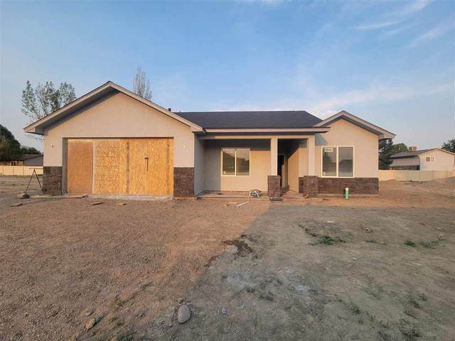 470 Fox Meadows Court, Grand Junction, CO 81504 (MLS #20213059) :: The Christi Reece Group