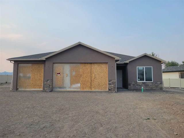 487 Fox Meadows Court, Grand Junction, CO 81504 (MLS #20213061) :: The Christi Reece Group
