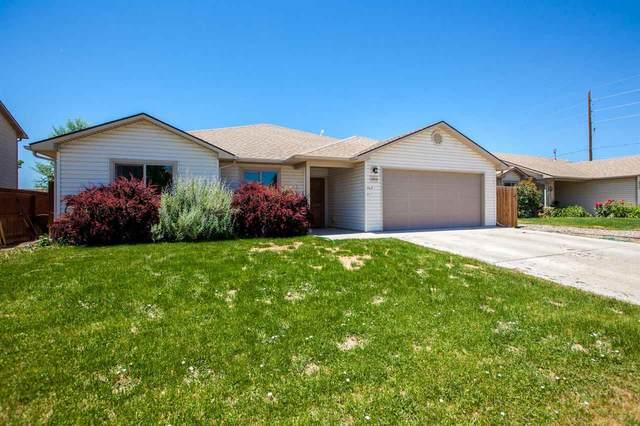 441 1/2 Jornada Street, Grand Junction, CO 81504 (MLS #20213062) :: The Christi Reece Group