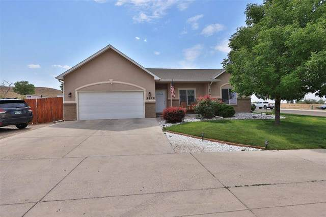 2949 Great Plains Drive, Grand Junction, CO 81503 (MLS #20213068) :: Lifestyle Living Real Estate