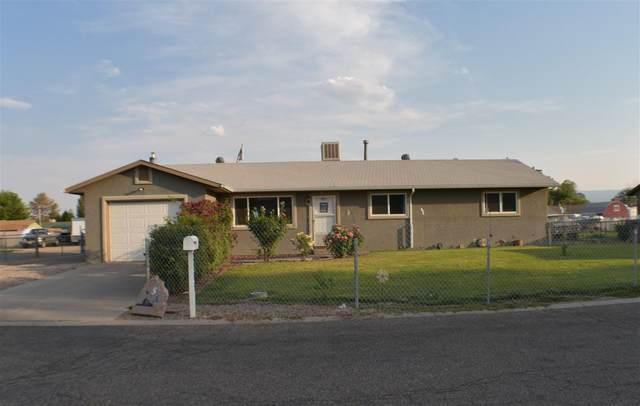 3185 Elm Avenue, Grand Junction, CO 81504 (MLS #20213073) :: The Christi Reece Group