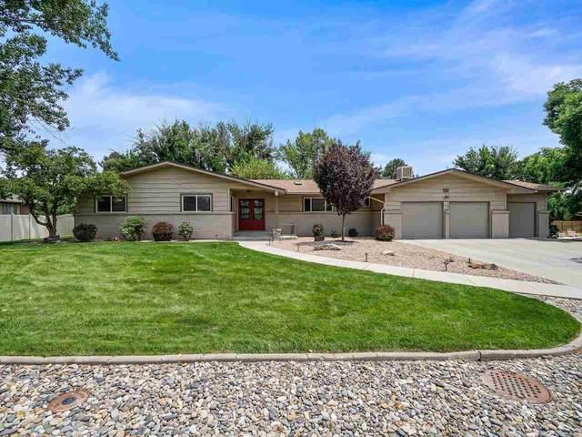 728 Wedge Drive, Grand Junction, CO 81506 (MLS #20213074) :: Western Slope Real Estate