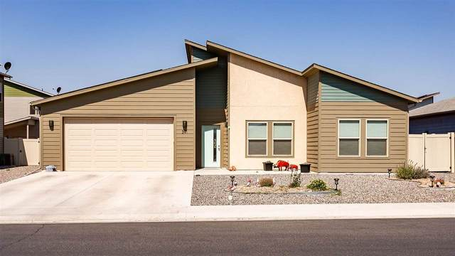391 White River Drive, Grand Junction, CO 81504 (MLS #20213075) :: The Christi Reece Group