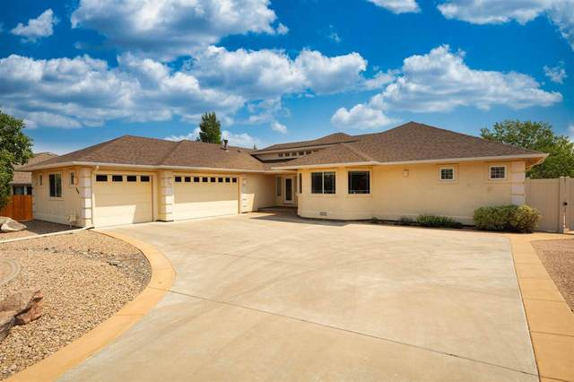 344 Serpents Trail Drive, Grand Junction, CO 81506 (MLS #20213080) :: Western Slope Real Estate