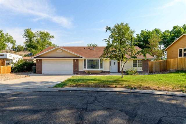 2278 Greenbriar Court, Grand Junction, CO 81507 (MLS #20213083) :: The Christi Reece Group