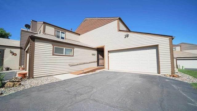 377 Ridgeway Drive B, Grand Junction, CO 81507 (MLS #20213085) :: Michelle Ritter