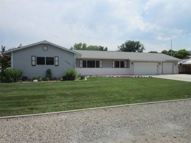 2245 Kingston Road, Grand Junction, CO 81507 (MLS #20213086) :: The Kimbrough Team | RE/MAX 4000