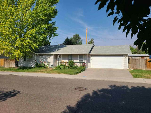 573 W Greenfield Circle, Grand Junction, CO 81504 (MLS #20213129) :: The Kimbrough Team | RE/MAX 4000