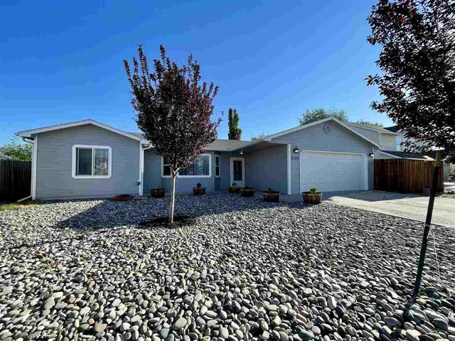3136 Perkins Drive, Grand Junction, CO 81504 (MLS #20213133) :: The Kimbrough Team   RE/MAX 4000
