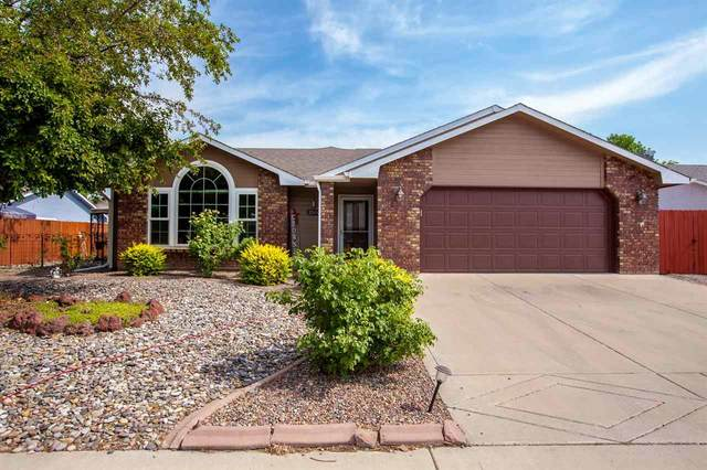 2564 Fall Valley Avenue, Grand Junction, CO 81505 (MLS #20213136) :: The Christi Reece Group