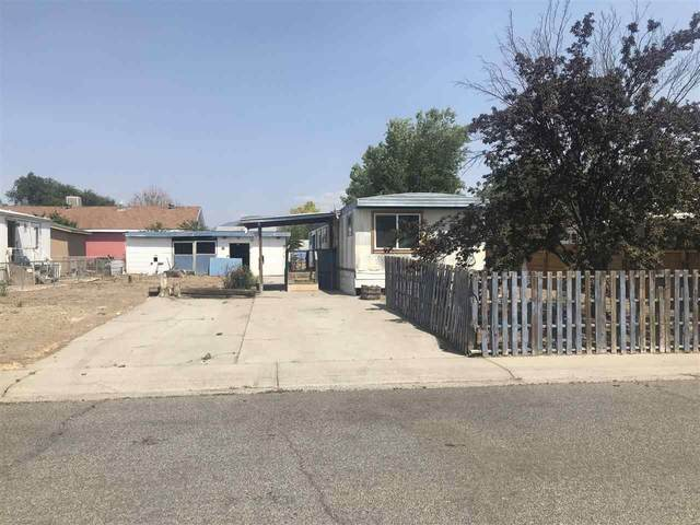 546 Garfield Drive, Grand Junction, CO 81504 (MLS #20213149) :: The Kimbrough Team | RE/MAX 4000