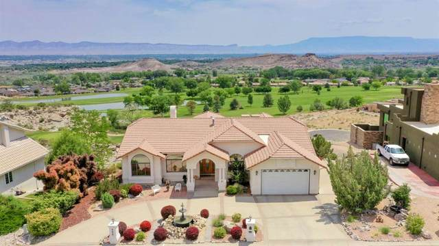 450 High Tiara Court, Grand Junction, CO 81507 (MLS #20213154) :: Lifestyle Living Real Estate