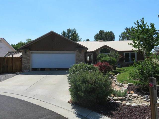 637 1/2 Pioneer Road, Grand Junction, CO 81504 (MLS #20213162) :: The Kimbrough Team | RE/MAX 4000