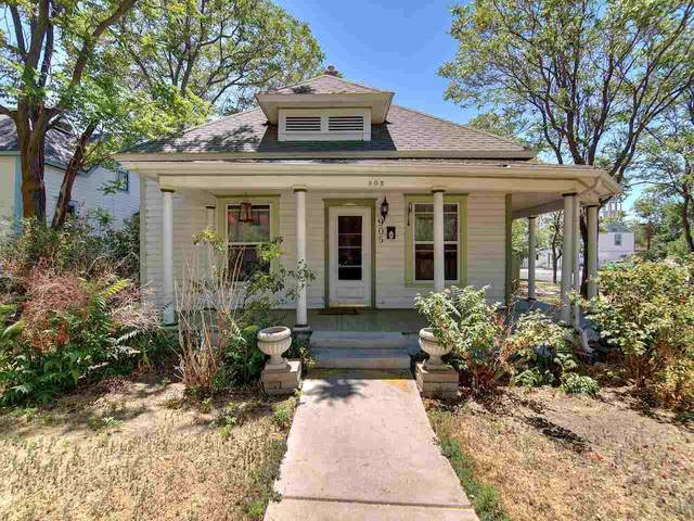 905 White Avenue, Grand Junction, CO 81501 (MLS #20213178) :: The Kimbrough Team | RE/MAX 4000
