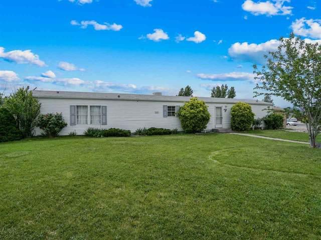 484 E Niagara Circle, Grand Junction, CO 81501 (MLS #20213184) :: Lifestyle Living Real Estate