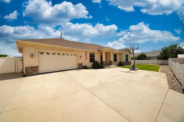 2574 Maureen Court, Grand Junction, CO 81506 (MLS #20213185) :: Lifestyle Living Real Estate