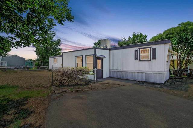 585 25 1/2 Road #237, Grand Junction, CO 81505 (MLS #20213190) :: Lifestyle Living Real Estate