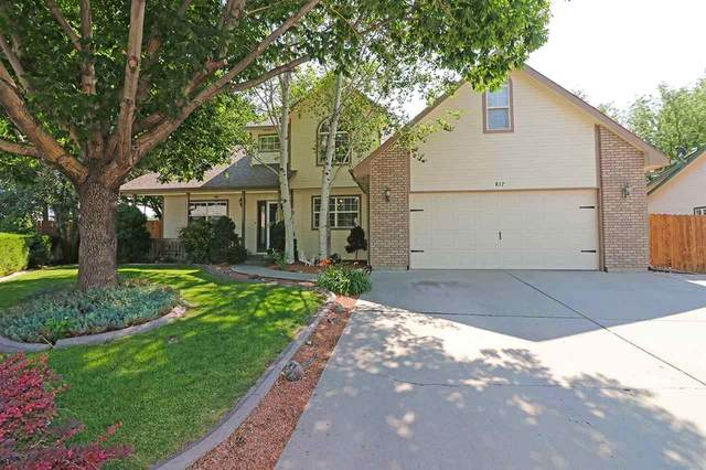 612 Darlene Court, Grand Junction, CO 81504 (MLS #20213195) :: The Kimbrough Team | RE/MAX 4000