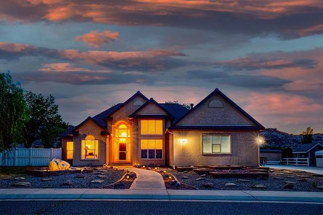 435 Rust Court, Grand Junction, CO 81507 (MLS #20213196) :: Lifestyle Living Real Estate