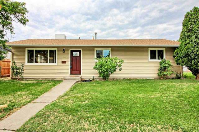 543 N 20th Street, Grand Junction, CO 81501 (MLS #20213202) :: The Kimbrough Team | RE/MAX 4000