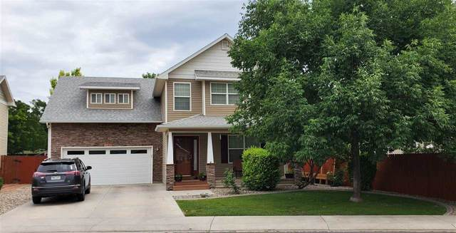 3126 Dublin Way, Grand Junction, CO 81504 (MLS #20213203) :: The Kimbrough Team | RE/MAX 4000