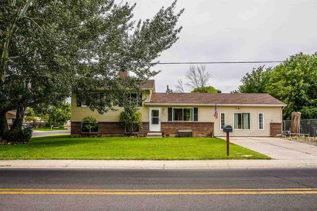 3053 E Road, Grand Junction, CO 81504 (MLS #20213206) :: The Kimbrough Team | RE/MAX 4000