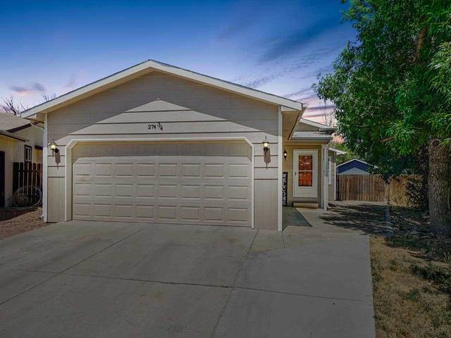 274 3/4 E Lynwood Street, Grand Junction, CO 81503 (MLS #20213218) :: The Kimbrough Team | RE/MAX 4000
