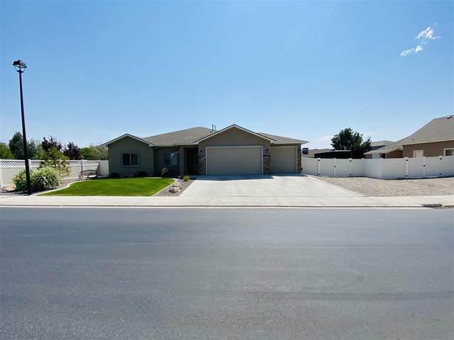 198 Night Hawk Drive, Grand Junction, CO 81503 (MLS #20213222) :: The Danny Kuta Team