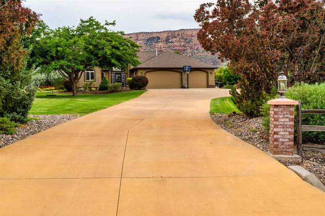 2023 W Liberty Court, Grand Junction, CO 81507 (MLS #20213223) :: Lifestyle Living Real Estate