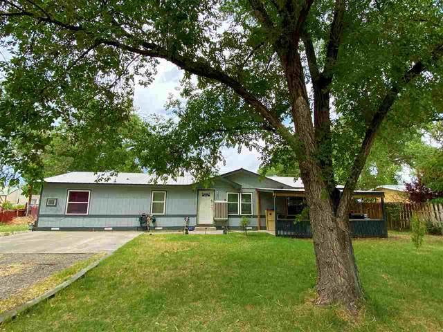617 Americana Drive, Grand Junction, CO 81504 (MLS #20213229) :: The Danny Kuta Team