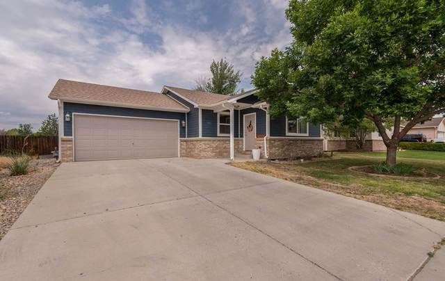 465 N Sun Court, Grand Junction, CO 81504 (MLS #20213233) :: The Grand Junction Group with Keller Williams Colorado West LLC