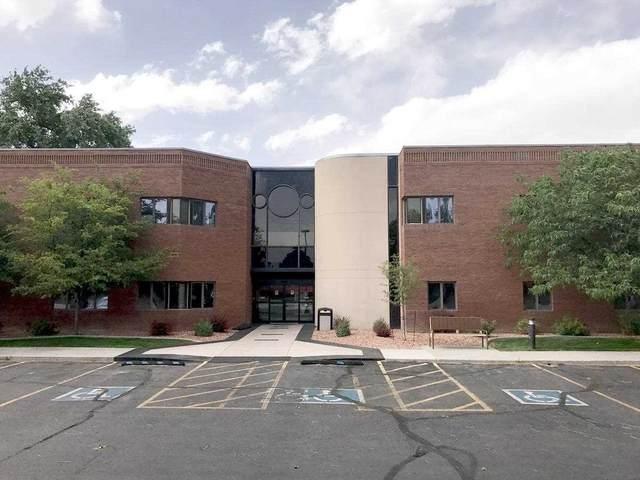 2530 N 8th Street #201, Grand Junction, CO 81501 (MLS #20213241) :: The Joe Reed Team
