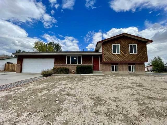 478 Colorow Drive, Grand Junction, CO 81504 (MLS #20213244) :: The Danny Kuta Team