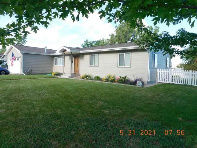 705 Ash Drive, Grand Junction, CO 81506 (MLS #20213256) :: The Joe Reed Team