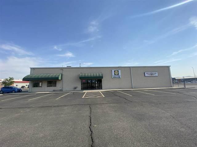 756 Valley Court, Grand Junction, CO 81505 (MLS #20213272) :: The Danny Kuta Team