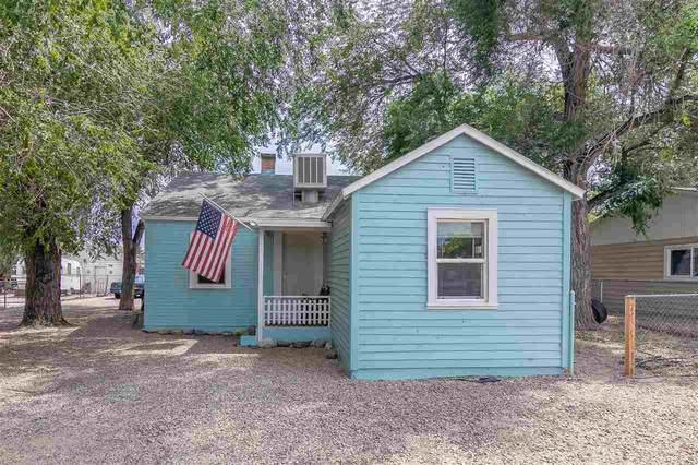 2319 Orchard Avenue, Grand Junction, CO 81501 (MLS #20213284) :: The Joe Reed Team