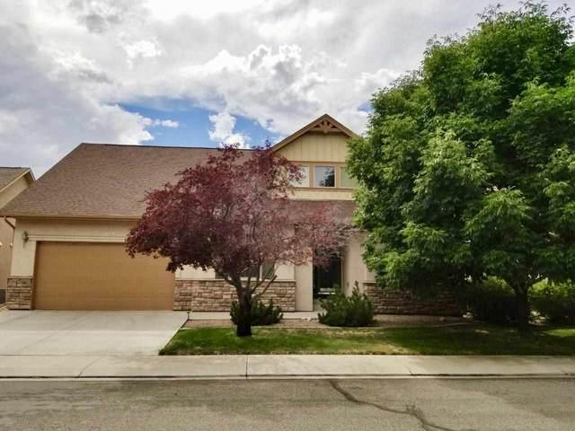 617 Silverado Drive, Grand Junction, CO 81505 (MLS #20213310) :: The Danny Kuta Team