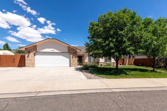 638 Shadowood Court, Grand Junction, CO 81505 (MLS #20213312) :: The Christi Reece Group