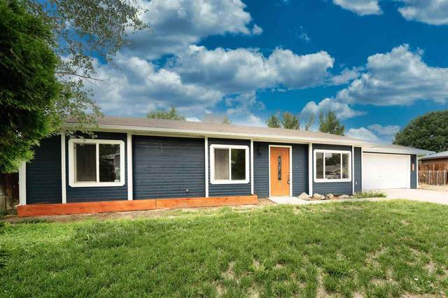 461 Stepping Stone Ct, Clifton, CO 81520 (MLS #20213316) :: The Danny Kuta Team