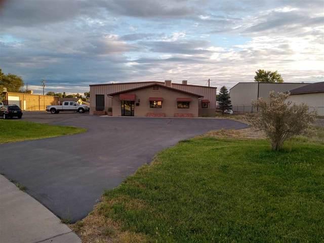 825 E Highway 6&50, Fruita, CO 81521 (MLS #20213319) :: The Joe Reed Team