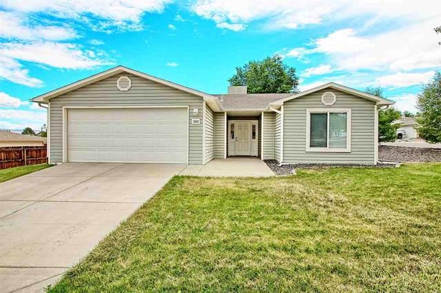 242 Kip Lane, Grand Junction, CO 81503 (MLS #20213329) :: The Grand Junction Group with Keller Williams Colorado West LLC