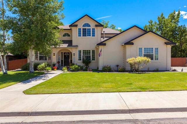2043 F 3/4 Road, Grand Junction, CO 81507 (MLS #20213339) :: The Christi Reece Group