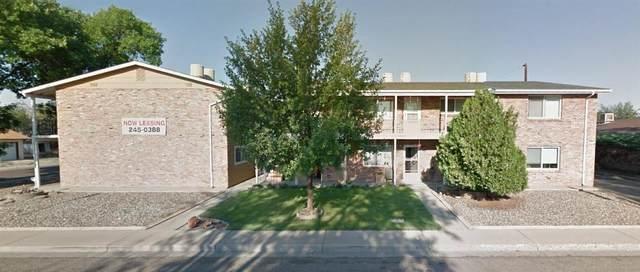 1303 N 15th Street, Grand Junction, CO 81501 (MLS #20213343) :: The Joe Reed Team